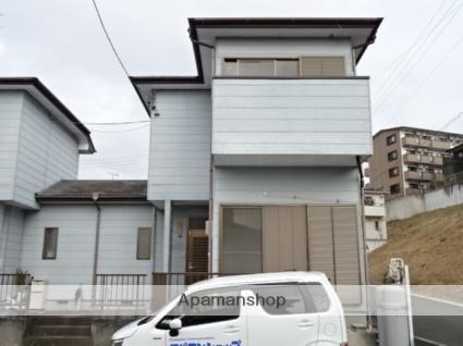 静岡県浜松市中区、浜松駅遠鉄バスバス25分ごげんや停下車後徒歩5分の築21年 2階建の賃貸テラスハウス