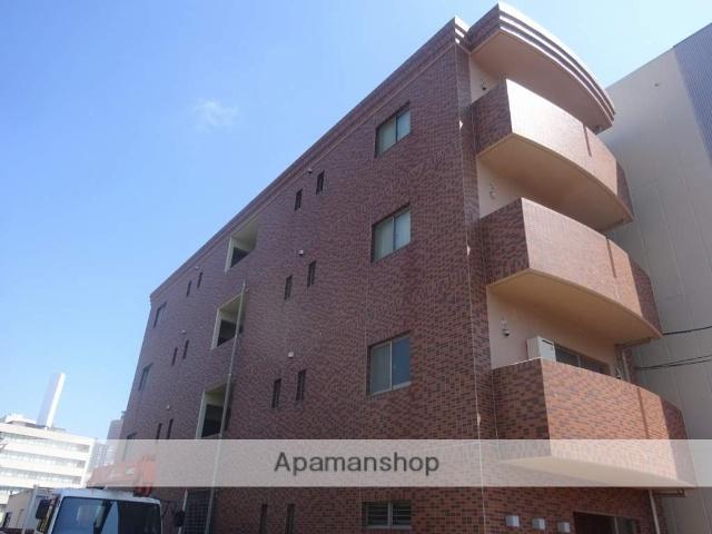 静岡県浜松市中区、浜松駅徒歩18分の築8年 4階建の賃貸マンション