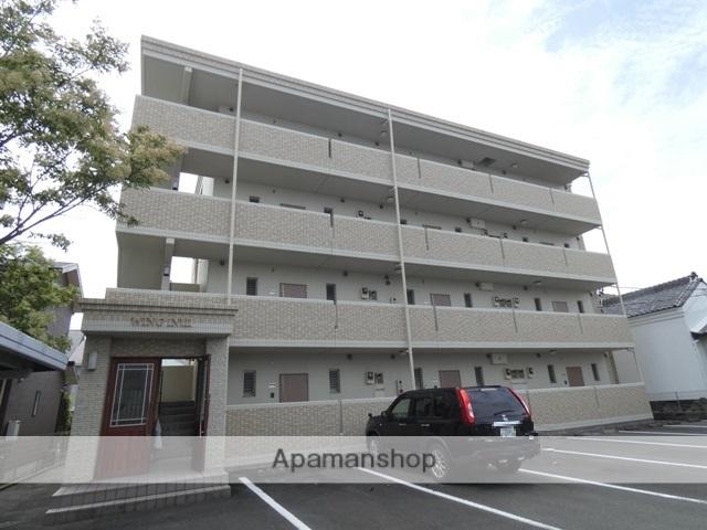 静岡県浜松市東区、天竜川駅徒歩7分の築7年 4階建の賃貸マンション