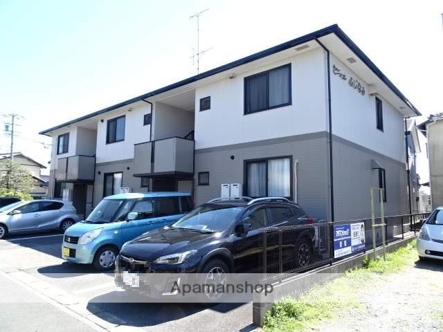 静岡県浜松市東区、天竜川駅徒歩12分の築17年 2階建の賃貸アパート