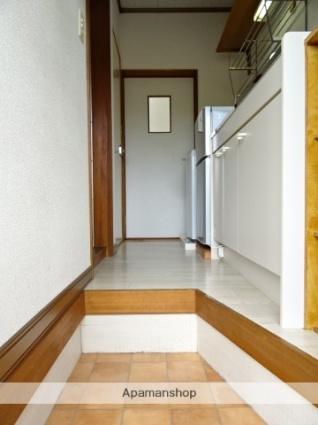コーポモネ[1K/17.4m2]の玄関