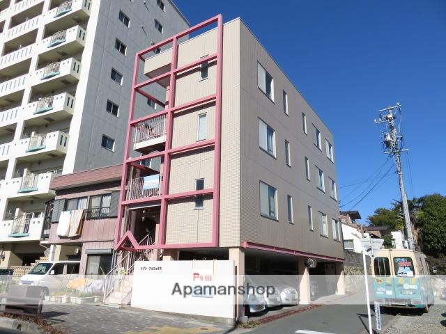静岡県浜松市中区、浜松駅徒歩19分の築25年 3階建の賃貸アパート