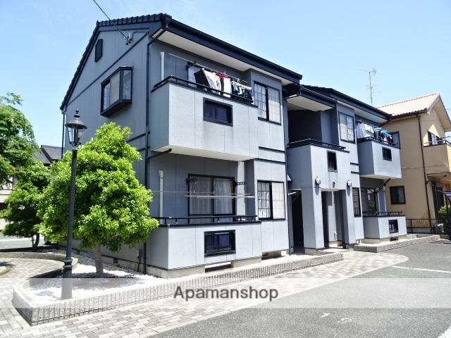 静岡県浜松市東区、天竜川駅徒歩11分の築20年 2階建の賃貸アパート