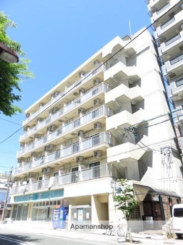 静岡県浜松市中区、浜松駅徒歩11分の築18年 6階建の賃貸マンション