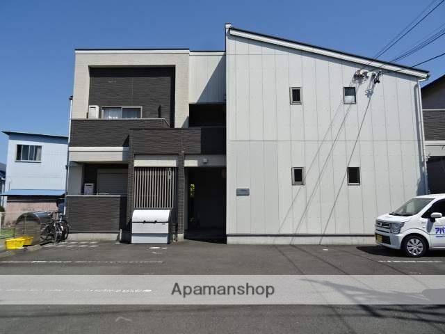 静岡県浜松市東区、天竜川駅徒歩6分の築9年 2階建の賃貸アパート