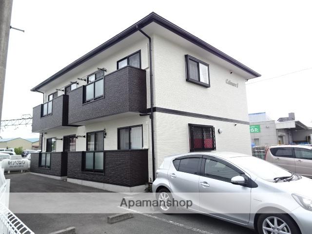 静岡県浜松市東区、天竜川駅徒歩7分の築15年 2階建の賃貸アパート