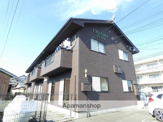 静岡県浜松市東区、天竜川駅徒歩10分の築16年 2階建の賃貸アパート