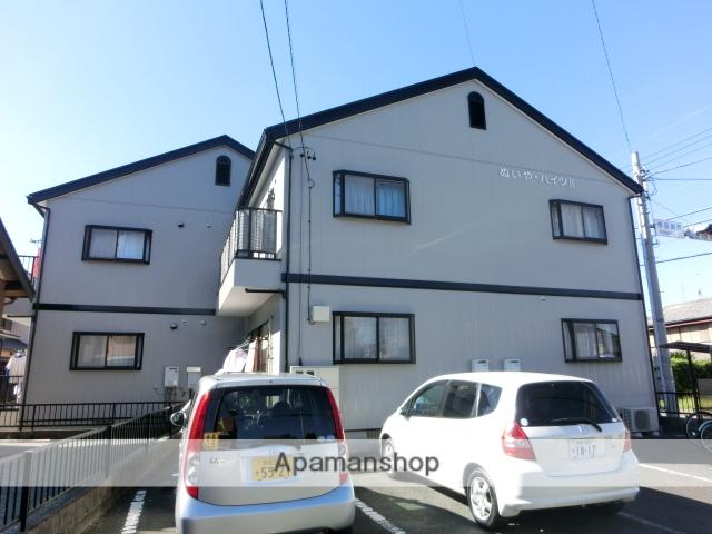 静岡県浜松市浜北区、遠州小松駅徒歩13分の築16年 2階建の賃貸アパート