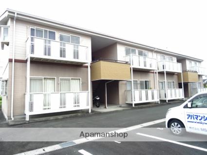 静岡県浜松市北区、宮口駅徒歩51分の築18年 2階建の賃貸アパート