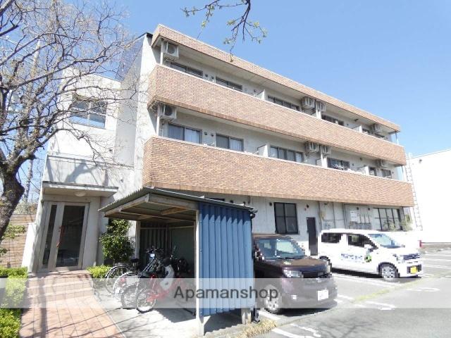 静岡県浜松市東区、上島駅徒歩21分の築10年 3階建の賃貸マンション