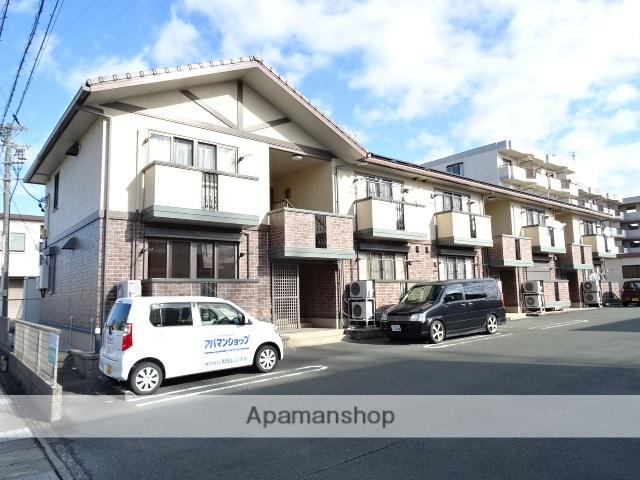 静岡県浜松市東区、天竜川駅徒歩28分の築11年 1階建の賃貸アパート