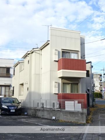 静岡県浜松市中区、浜松駅徒歩12分の築8年 2階建の賃貸アパート