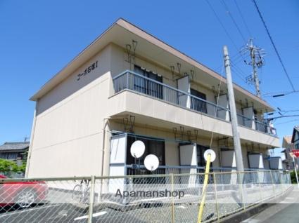 静岡県浜松市西区、岡地駅徒歩118分の築30年 2階建の賃貸アパート