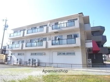静岡県浜松市中区、浜松駅徒歩19分の築31年 3階建の賃貸マンション
