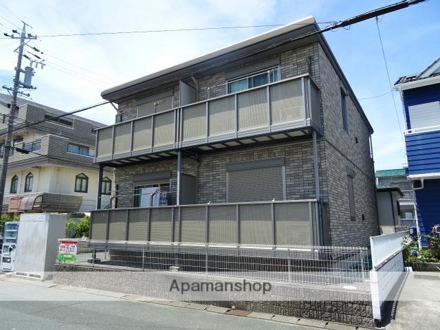 静岡県浜松市北区、浜松駅バス30分追分下車後徒歩5分の築9年 2階建の賃貸アパート