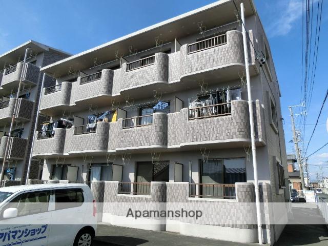静岡県浜松市東区、天竜川駅徒歩18分の築13年 3階建の賃貸マンション