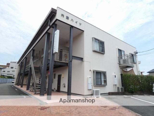 静岡県浜松市中区、浜松駅徒歩31分の築14年 2階建の賃貸アパート