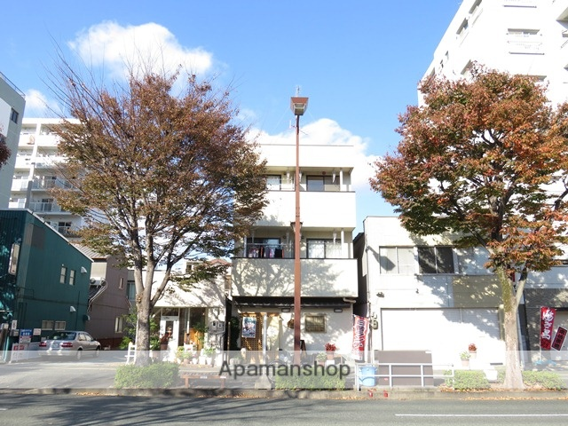 静岡県浜松市中区、浜松駅徒歩10分の築11年 3階建の賃貸マンション