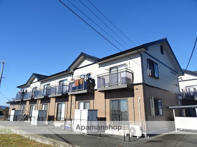 静岡県浜松市北区の築16年 2階建の賃貸テラスハウス