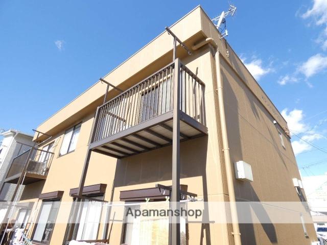 静岡県浜松市東区、天竜川駅徒歩29分の築22年 2階建の賃貸アパート