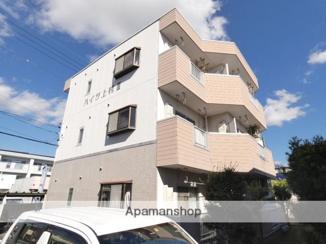 静岡県浜松市東区、天竜川駅徒歩28分の築25年 3階建の賃貸マンション