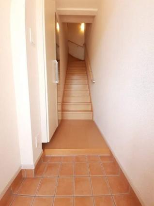 パーチェ[2DK/53.6m2]のトイレ