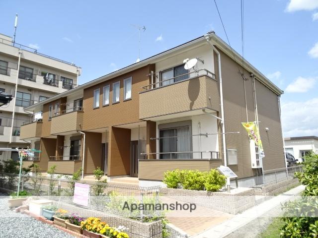 静岡県浜松市浜北区、浜北駅徒歩16分の築1年 2階建の賃貸アパート