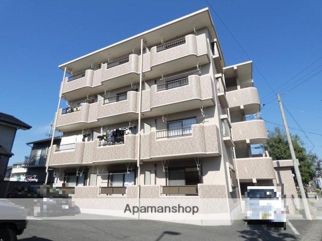 静岡県浜松市東区、天竜川駅徒歩13分の築16年 3階建の賃貸マンション