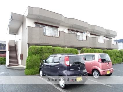 静岡県浜松市東区、上島駅徒歩30分の築30年 2階建の賃貸アパート