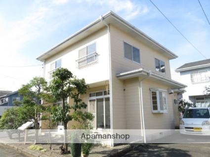 静岡県浜松市中区、浜松駅遠鉄バスバス13分根上り松下車後徒歩3分の築25年 2階建の賃貸テラスハウス