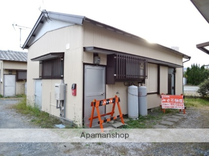 静岡県浜松市東区、天竜川駅徒歩19分の築41年 1階建の賃貸一戸建て