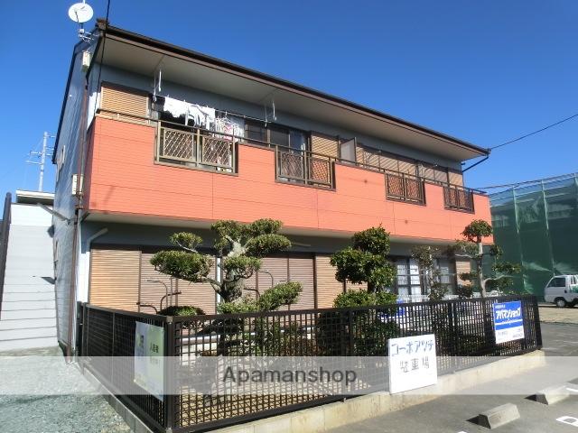 静岡県浜松市東区、自動車学校前駅徒歩25分の築23年 2階建の賃貸アパート