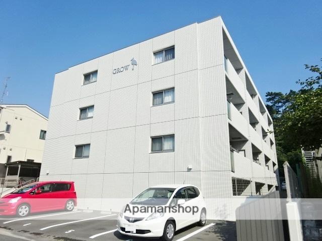 静岡県浜松市中区、浜松駅遠鉄バスバス15分根上松下車後徒歩2分の新築 3階建の賃貸マンション