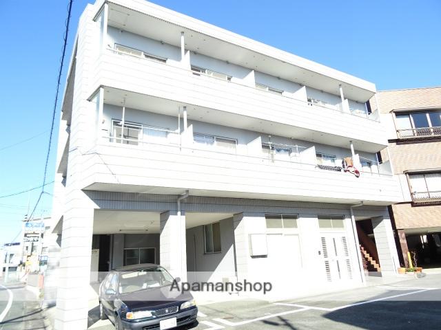 静岡県浜松市中区、浜松駅バス28分追分南下車後徒歩3分の築29年 3階建の賃貸マンション