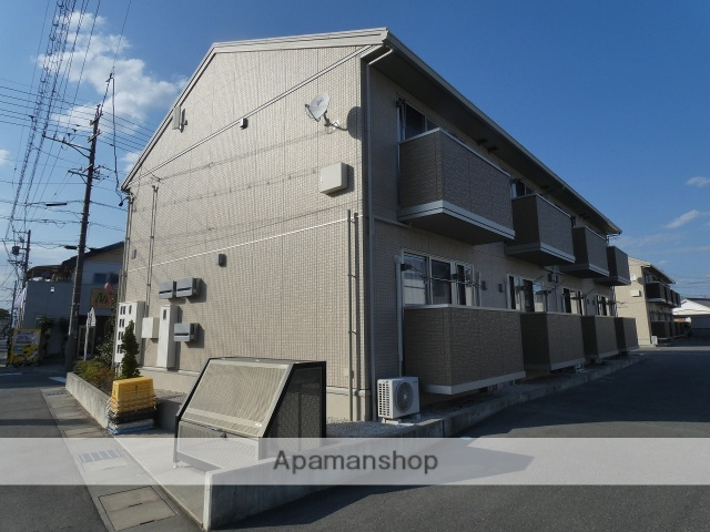 静岡県浜松市北区、浜松駅バス30分三方原南下車後徒歩3分の新築 2階建の賃貸アパート
