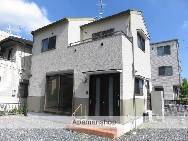 静岡県浜松市中区、第一通り駅徒歩13分の築8年 2階建の賃貸一戸建て