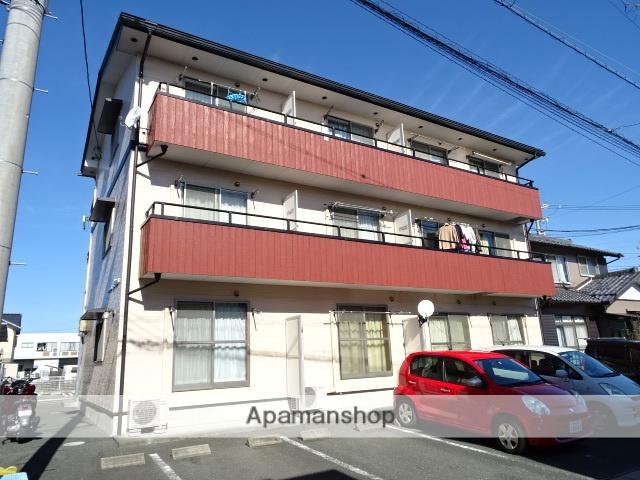 静岡県浜松市東区、天竜川駅徒歩15分の築11年 3階建の賃貸アパート
