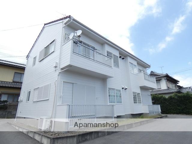 静岡県浜松市浜北区、岩水寺駅徒歩17分の築30年 2階建の賃貸アパート