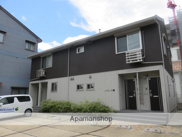静岡県浜松市中区、浜松駅徒歩18分の新築 2階建の賃貸アパート