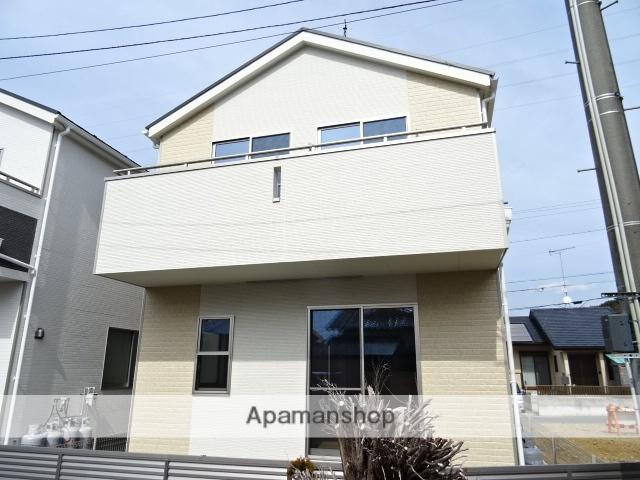 静岡県浜松市北区、気賀駅徒歩17分の新築 2階建の賃貸一戸建て