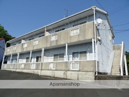 静岡県浜松市北区、都筑駅徒歩43分の築27年 2階建の賃貸アパート