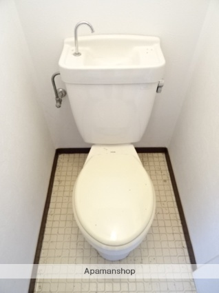 VIPハイツアーバン[3DK/41.89m2]のトイレ