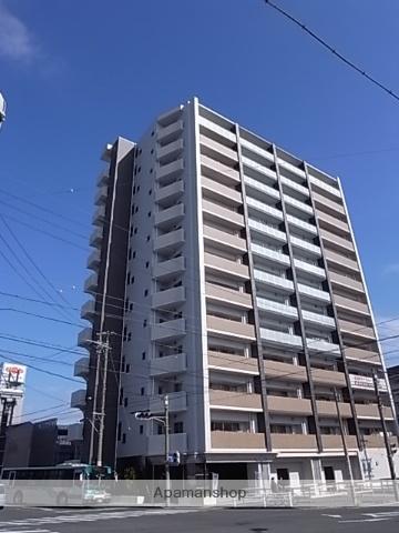 静岡県浜松市中区、浜松駅バス9分元浜町下車後徒歩2分の築4年 13階建の賃貸マンション