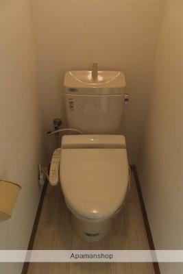 コーポモネ[1K/17.4m2]のトイレ