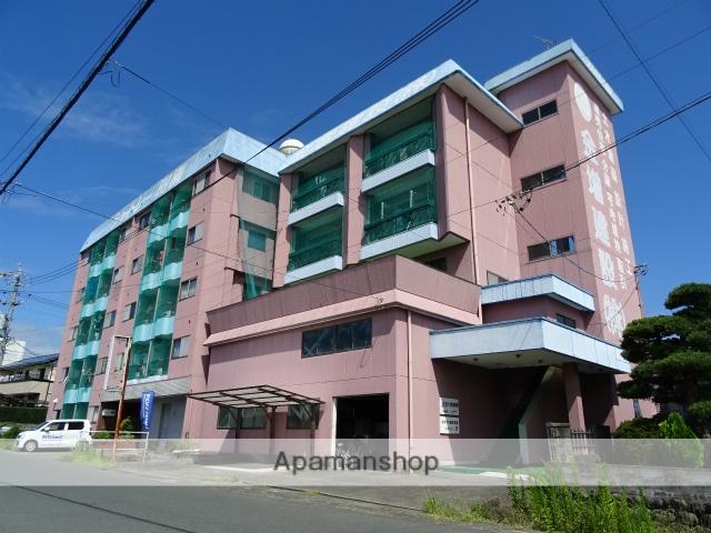 静岡県浜松市浜北区、積志駅徒歩30分の築37年 5階建の賃貸アパート