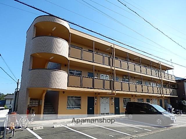 静岡県浜松市西区、浜松駅遠鉄バスバス23分南平東下車後徒歩5分の築21年 3階建の賃貸マンション