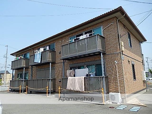 静岡県浜松市西区、浜松駅遠鉄バスバス30分つるが丘入口下車後徒歩10分の築12年 2階建の賃貸アパート