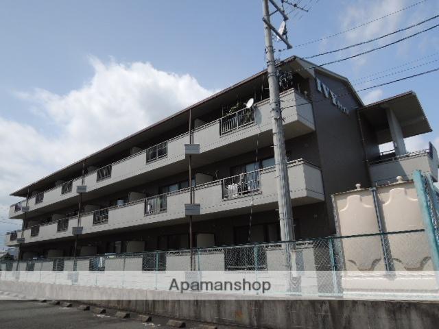静岡県浜松市浜北区、遠州小林駅徒歩2分の築18年 3階建の賃貸マンション