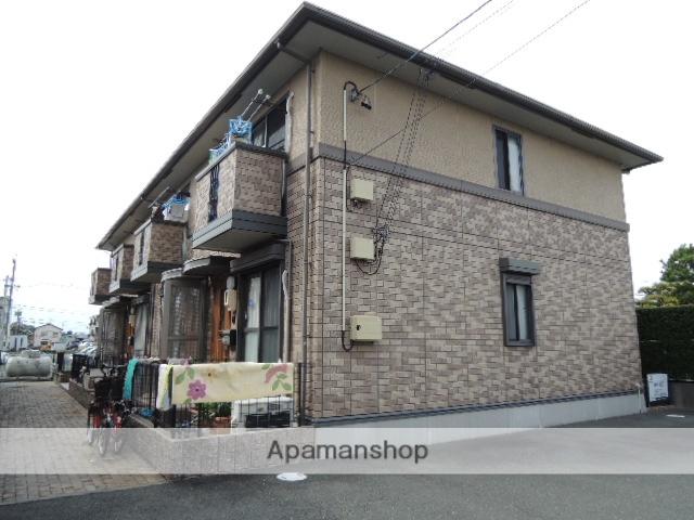 静岡県浜松市東区、天竜川駅徒歩28分の築14年 2階建の賃貸アパート
