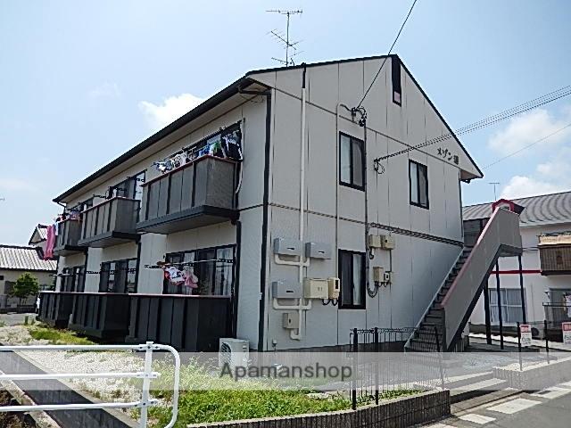 静岡県浜松市西区、浜松駅遠州鉄道バスバス40分神田原下車後徒歩3分の築17年 2階建の賃貸アパート